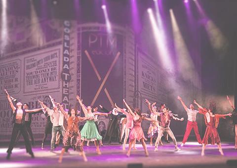 Taller de INICIACIÓN al teatro MUSICAL