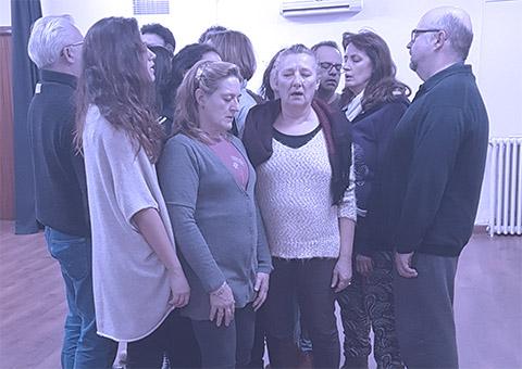 Curso de entramiento actoral. Nivel INTERMEDIO