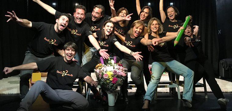Grupo de teatro Teatrizzante