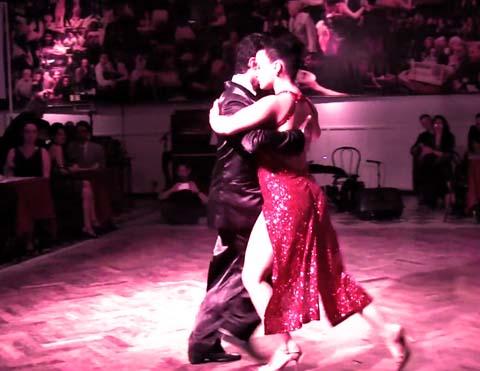 Taller Intensivo de Tango de fin de semana