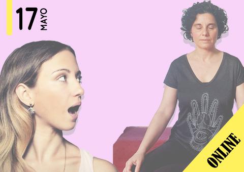 Clase online: Yoga y Técnica Vocal